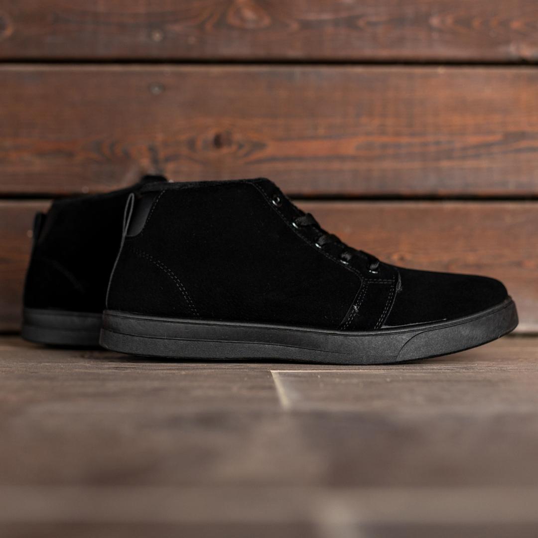 Мужские зимние ботинки на меху 1035 - фото 2