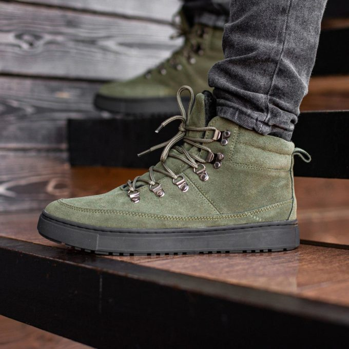 Ботинки South snike khaki